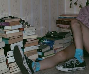 book, aesthetic, and 90s image