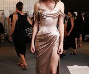 dress, chic, and fashion image