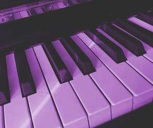 piano, aesthetic, and music image