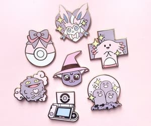 accesories, kawaii, and pink image