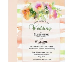 invitations and wedding image