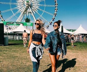 coachella, fashion, and girl image