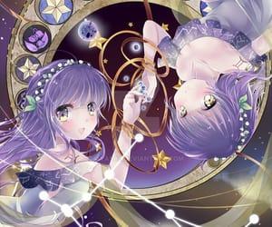 gemini and zodiac image