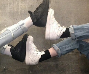 grunge, nike, and pale image