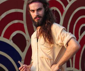 beard, man, and cute image