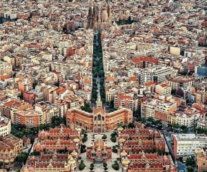 Barcelona, spain, and world image