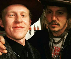 actor, depp, and guy image