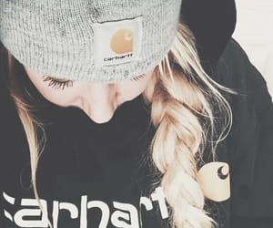 aesthetic, winter outfit, and girl image