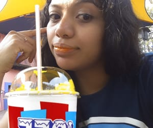 six flags and icee image