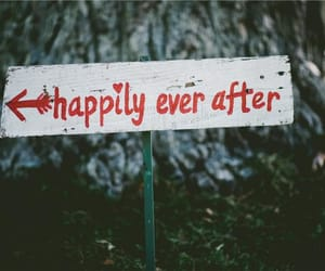love, happily ever after, and happy image