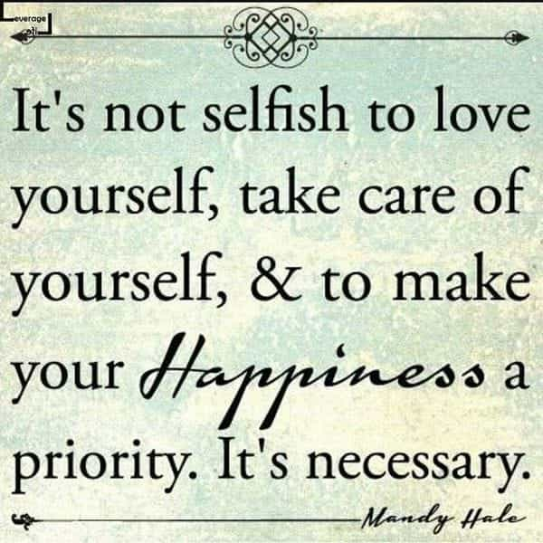 quotes, happiness, and selfish image