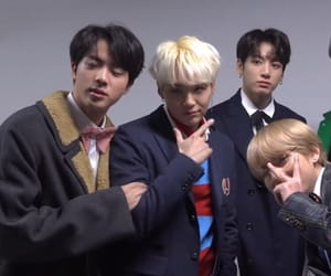 group, jin, and v image