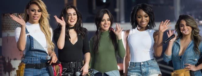 camila cabello, fifth harmony, and camren image