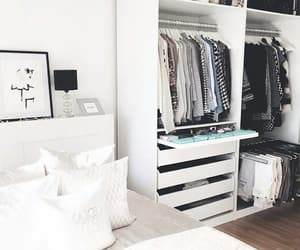 room, clothes, and white image