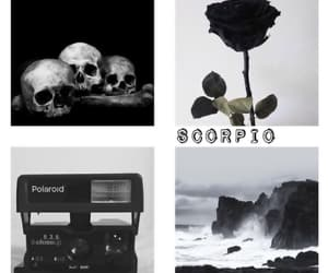 aesthetic, black, and edit image