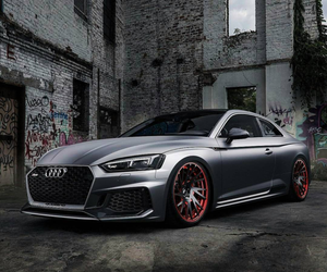 audi, grey, and new image