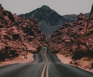 background, mountain, and wallpaper image