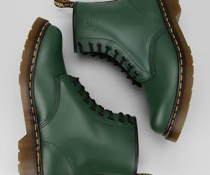 boots and green image