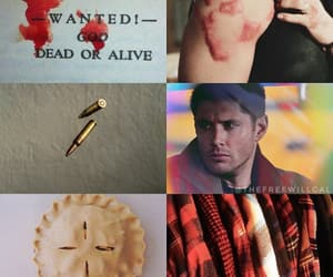 aesthetic, fandom, and dean winchester image