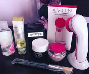 avon, rosewater, and relax image