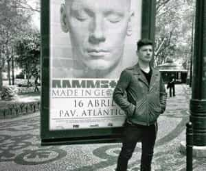 drummer, rammstein, and christoph image
