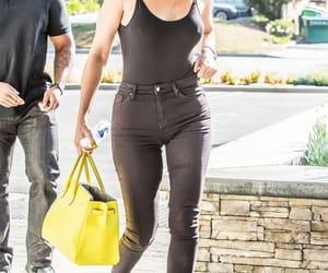 khloe kardashian, outfit, and khloe image