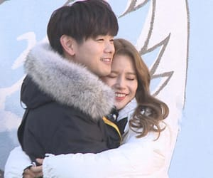 eric, solar, and we got married image