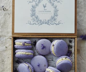food and lavender image