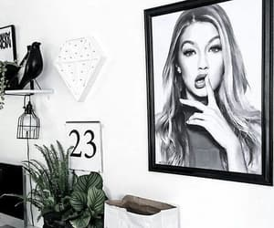 gigi hadid, decoration, and interior image