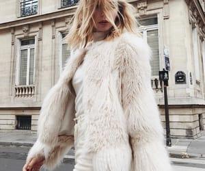 city, city girl, and fashion image