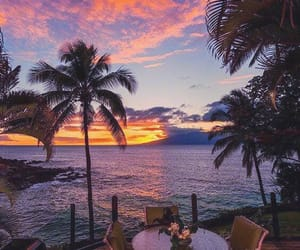 hawaii, ocean, and summer image