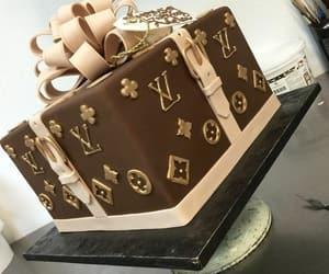 birthday cake, surprise, and unique image