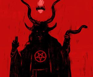 satan, 666, and Devil image