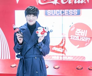 coca cola, winner, and male fashion image