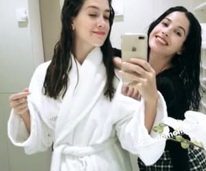 clari alonso, cande molfese, and violettos image