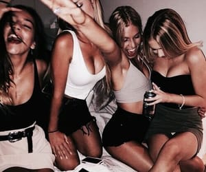 friendships, girls, and goals image