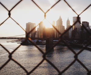 city, sun, and travel image