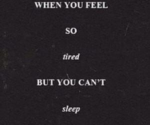 quotes, coldplay, and sleep image
