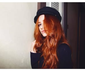 madelaine petsch, ginger, and riverdale image