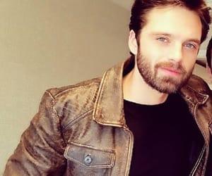 actor, bae, and beard image