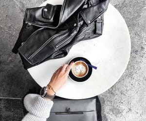 coffee and jacket image
