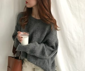 coffee, fall, and fashion image
