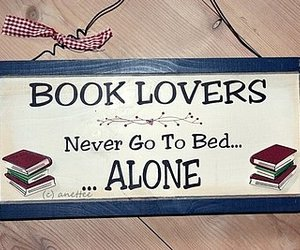 book, book lovers, and alone image