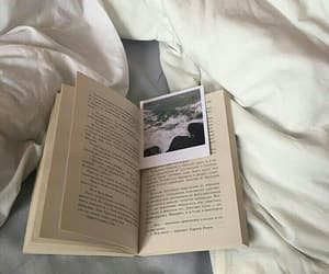 book, alternative, and bed image