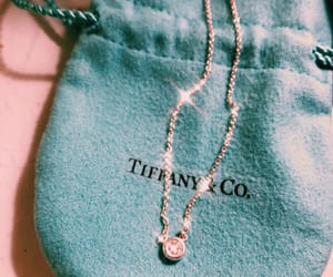 blue, diamond, and jewelry image