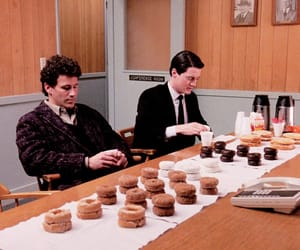 donuts and Twin Peaks image