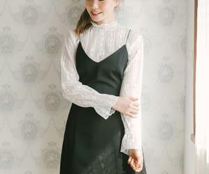 dress, fashion, and asian fashion image