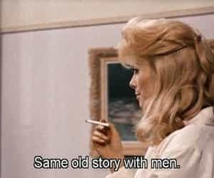 vintage, men, and catherine deneuve image