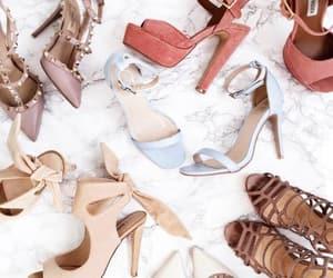 belleza, zapatos, and moda image