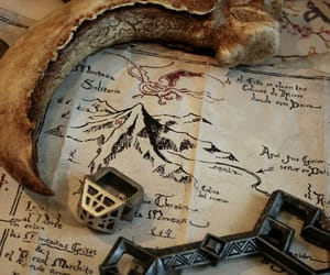 calligraphy, handwriting, and jrr tolkien image